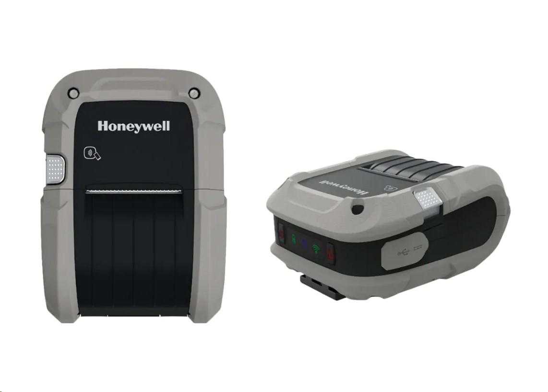 Honeywell RP2 DT Mono 203dpi USB BlueTooth WLAN NFC Label Printer RP2A0000C00
