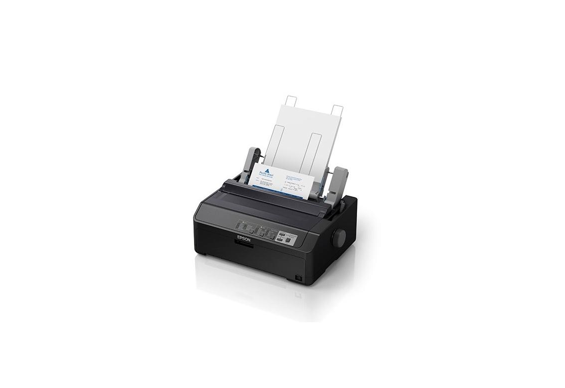 Epson LQ-590II N Network Usb Parallel Serial Impact Printer C11CF39202