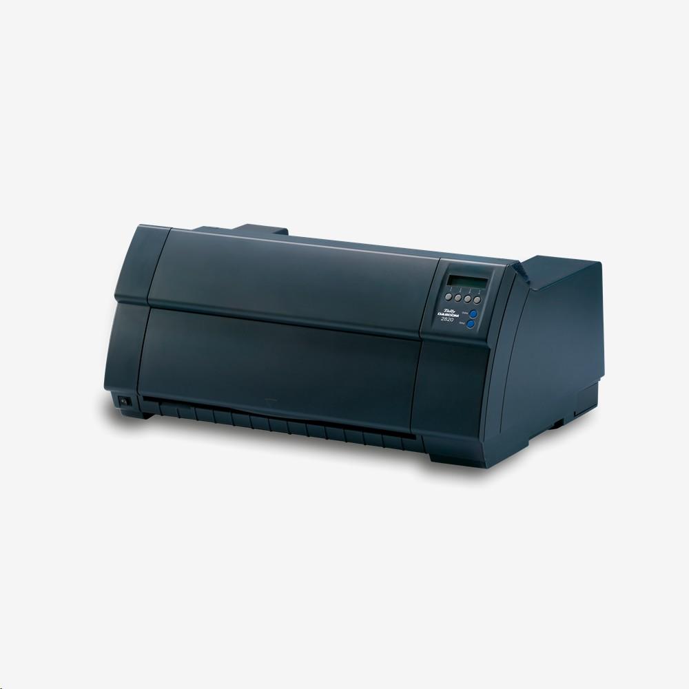 Tallygenicom Tally Dascom 2810 960CPS Usb Lan Parallel Dot Matrix Printer Black 919101P-2T