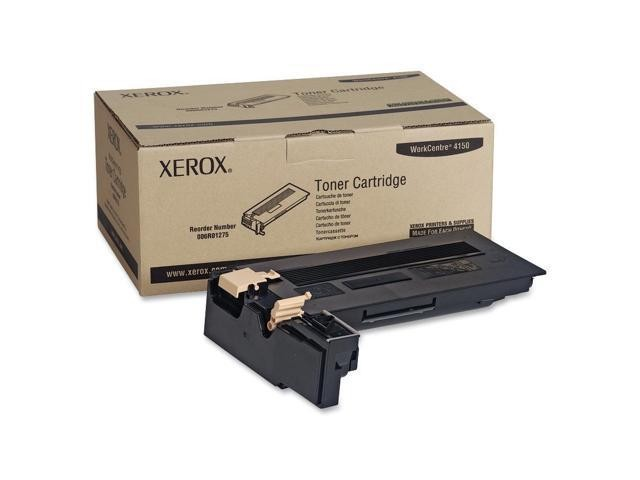 Genuine Xerox Black Toner Cartridge 20000 Pages For WorkCentre 4150 006R01275