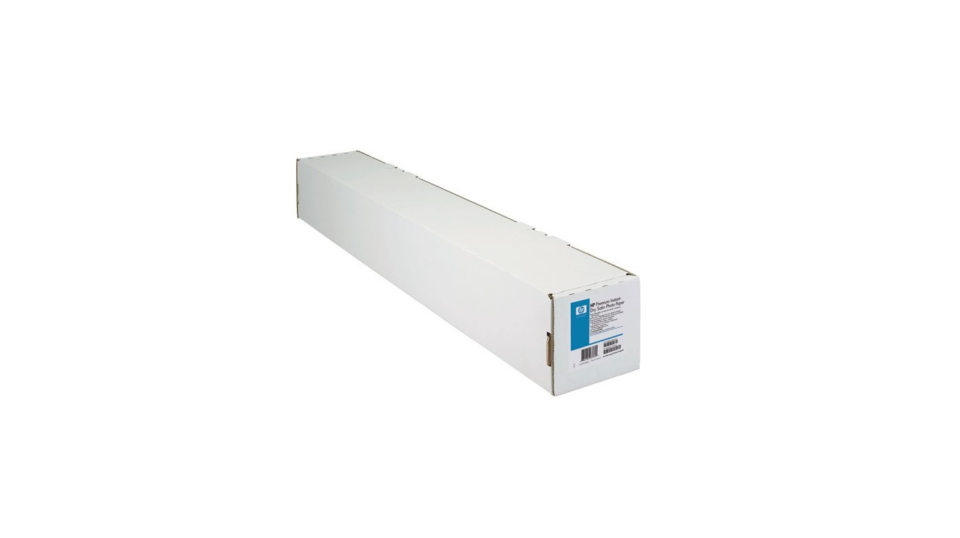 HP Q7992A 24x75' Instant-dry Satin Photo Paper Q7992A