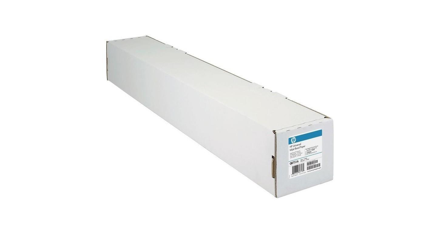 HP Q8751A 36x574' Roll Universal Bond Paper Q8751A