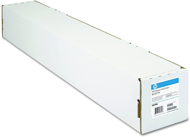 Hp Genuine Q8748A 42 X 100' Premium Vivid Color Backlit Film