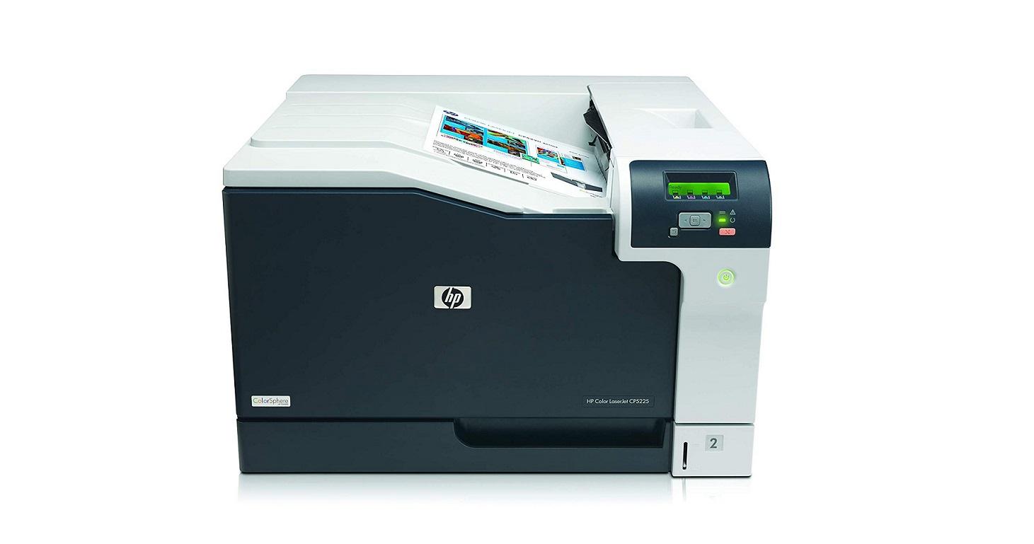 HP CE712A#BGJ Color LaserJet CP5225dn 600dpi USB LAN Printer CE712A#BGJ