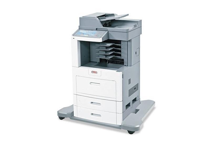OKI MB790m MFP MultiFunction Monochrome Printer USB LAN 62437701