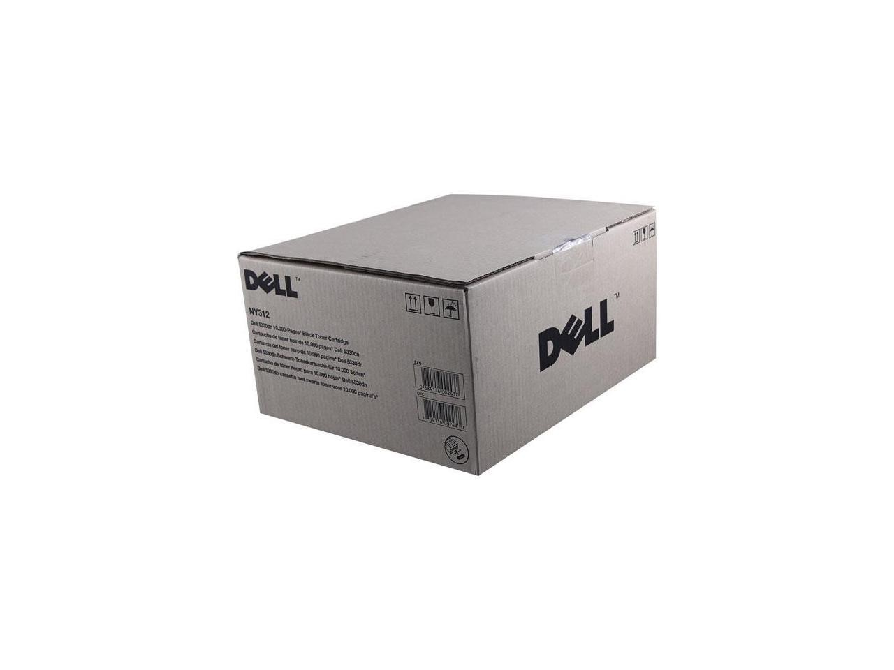 Dell Original Black Toner For 5330DN STD Yield 10000 3302044 330-2044