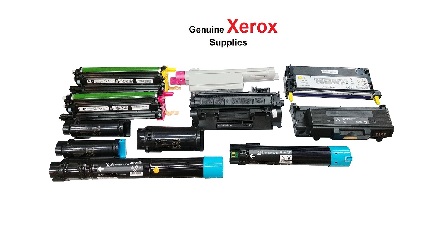 Xerox Genuine High Capacity Black Toner Cartridge For Xerox Phaser 6000 6505 106R01597