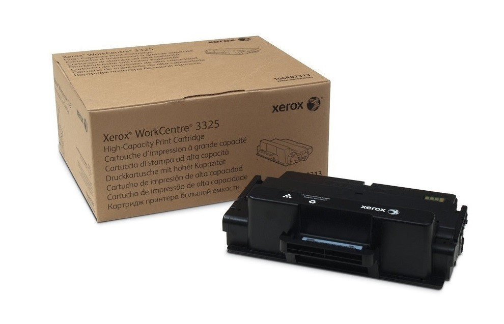 Xerox Genuine 106R02313 Black High Capacity Toner Cartridge WorkCentre 3325 106R02313