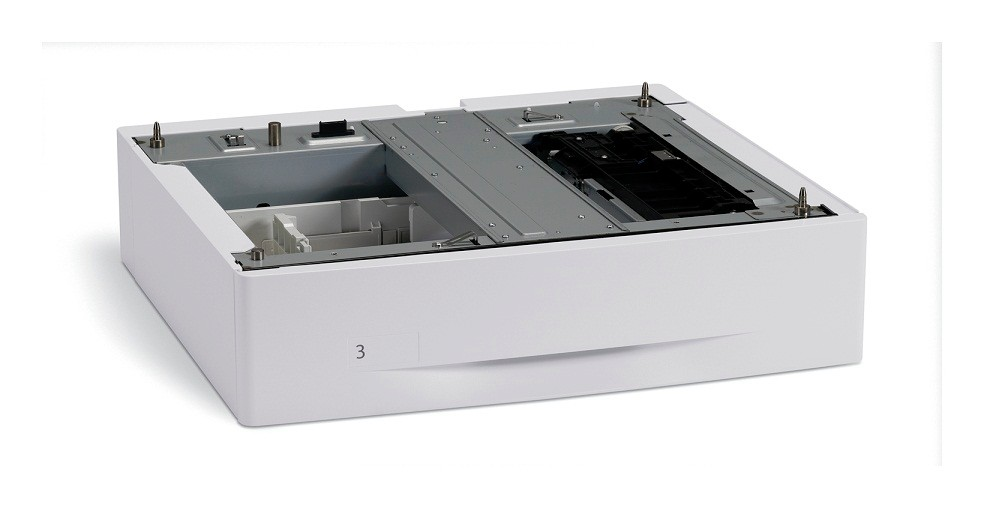 Xerox 097S04400 Media Tray Feeder 550-Sheets For Phaser 6600 WC6605