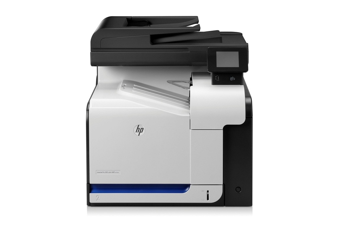 HP CZ271A#BGJ LaserJet Pro 500 M570DN Color Laser MultiFunction Printer Scanner Copier Fax CZ271A#BGJ