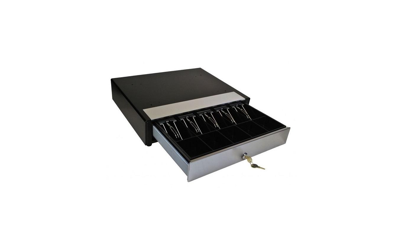 MMF ADV-111B11310-04 Advantage Cash Drawer 5 Bill / 5 Coin USB Black