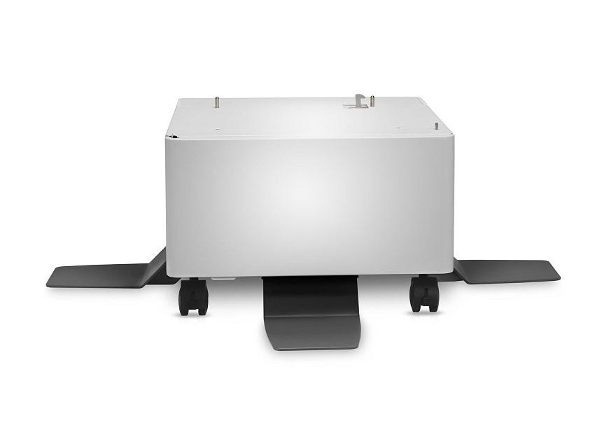 HP Color LaserJet Printer Cabinet For LaserJet M577c M553dn B5L51A