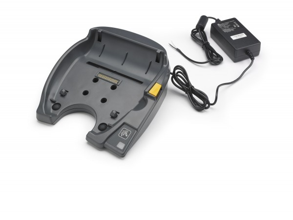 Zebra Charging Ethernet Cradle With AC Adapter For QLn420 P1050667-018