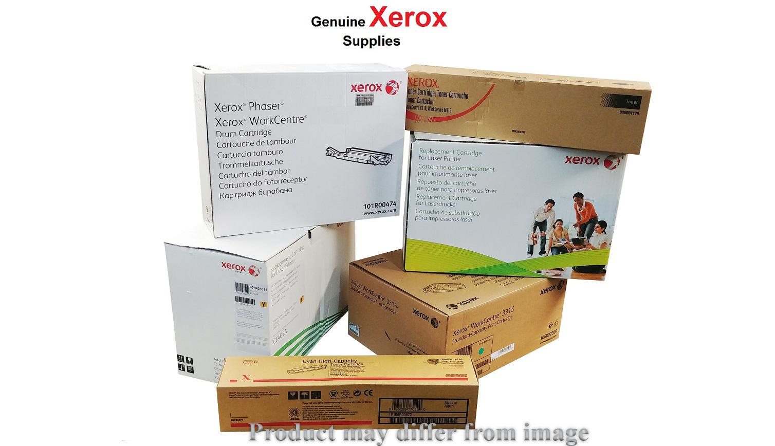 Xerox Genuine 106R02720 Black Standard Capacity Toner Cartridge For Phaser 3610 WC 3615