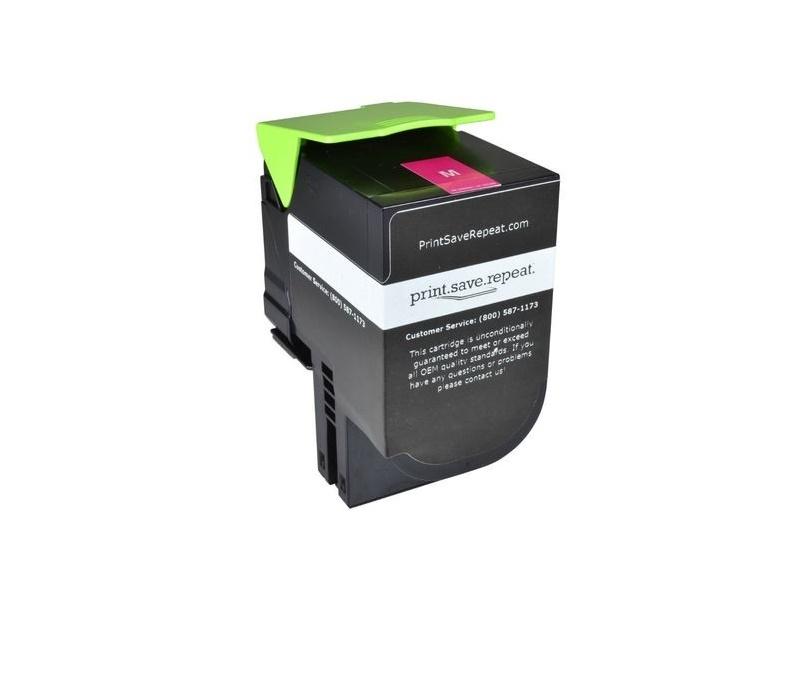Lexmark Extra High Yield Cartridge Magenta 70C0XMG