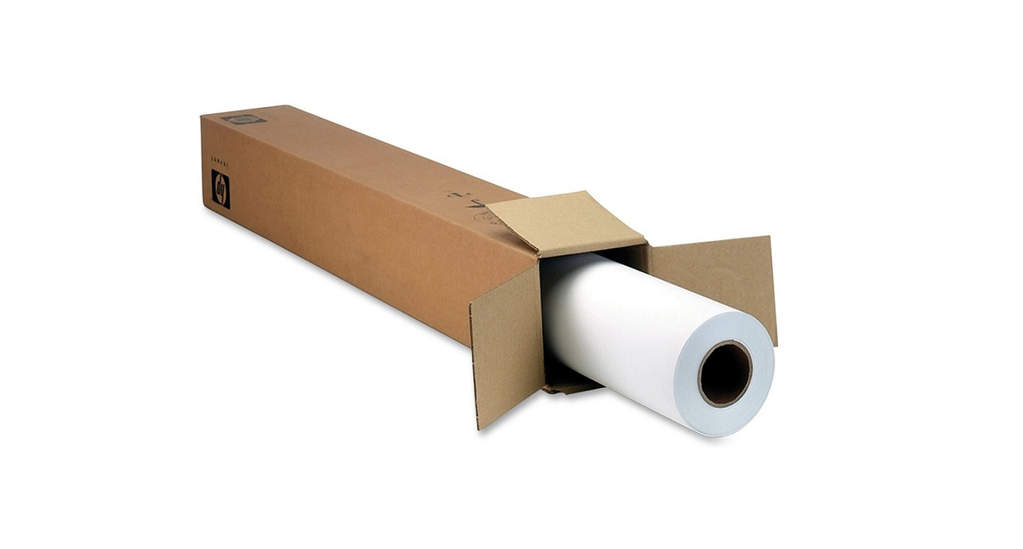 HP Genuine Q1421B Universal Satin Photo Paper 36 X 100' Roll Q1421B