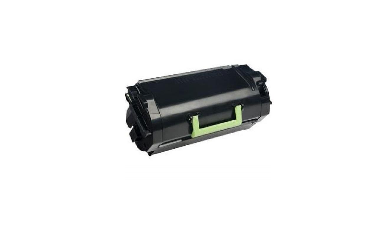 Lexmark Black Toner Cartridge For MX711 MX810 62D1X0E