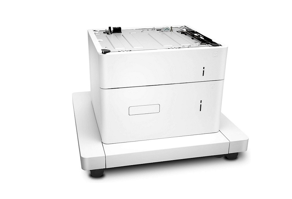 HP LaserJet 500-Sheets and 2000-Sheets HCI Feeder With Stand J8J92A