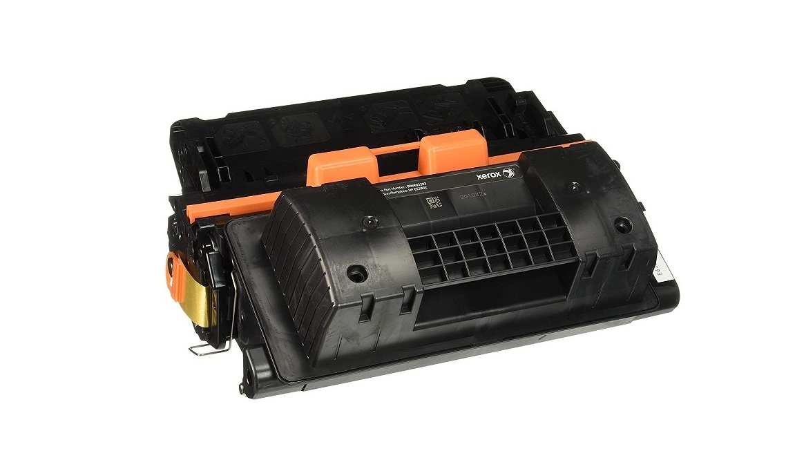 Xerox Replacement Black Toner Cartridge For HP M4555/M601/M602/M603 006R03203
