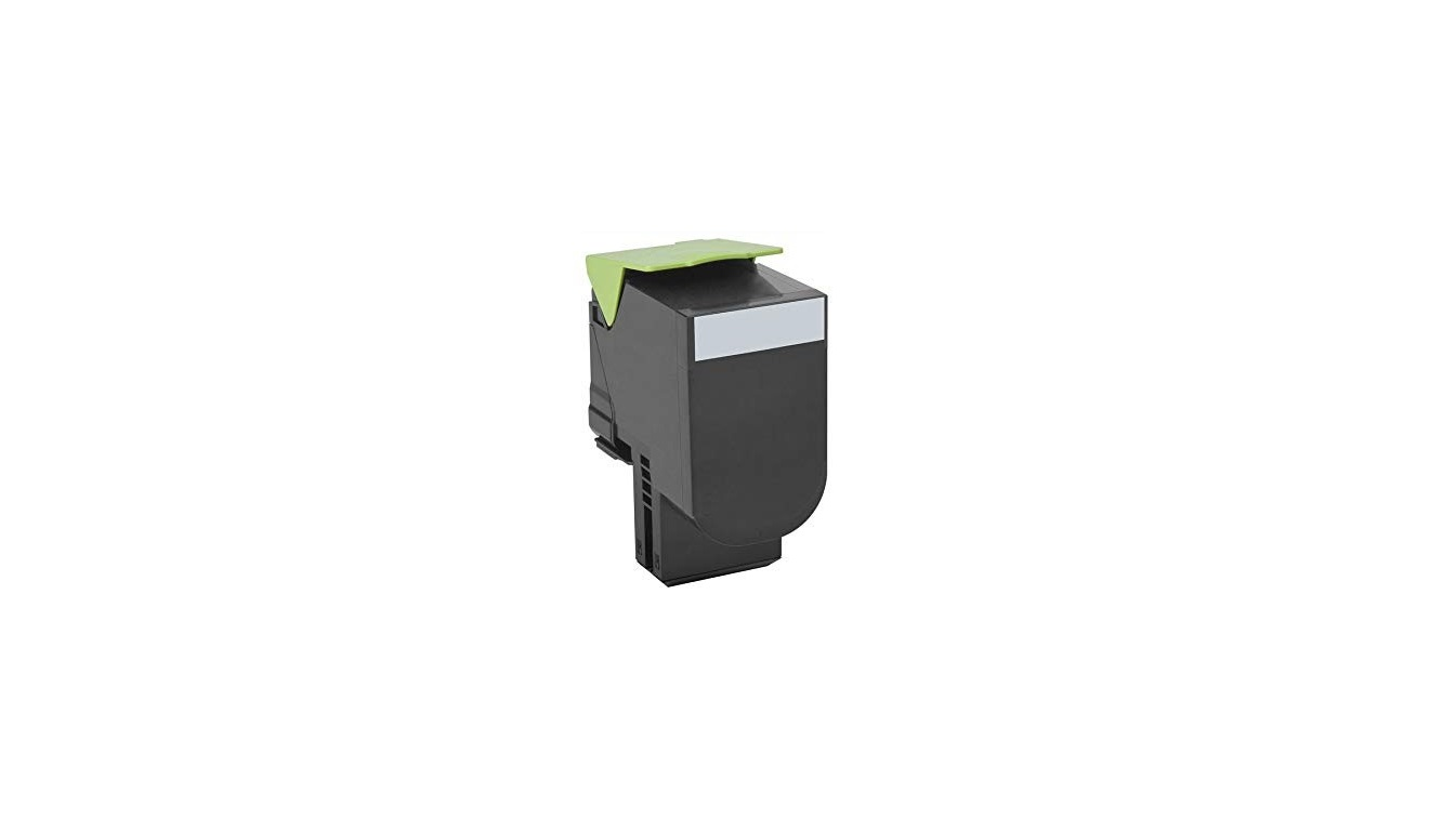 Lexmark 78C10K0 Black Toner Cartridge For CX620 CS420 CS520