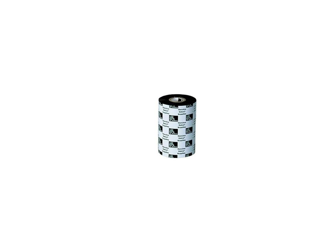 Zebra Genuine 06000BK11045-R 4.33 X 1476 Thermal Transfer Wax Ribbon