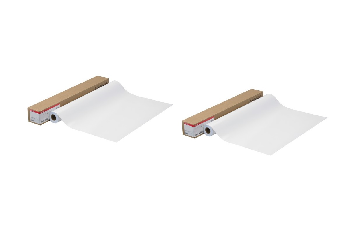 Canon 36x164' 8154A014AA Premium Plain Paper 80 Gsm Roll Pack Of 2