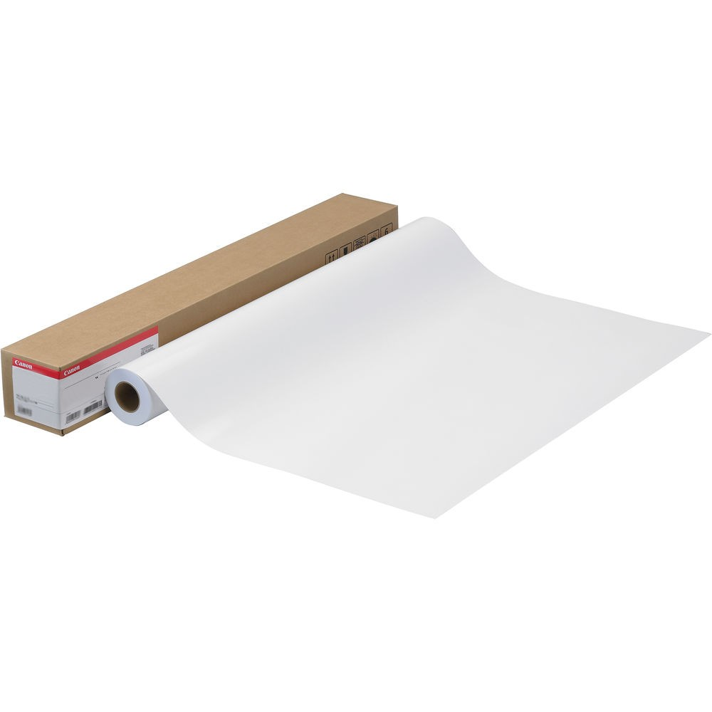 Canon 36x100' Peel And Stick Repositionable Media Roll 2939V452