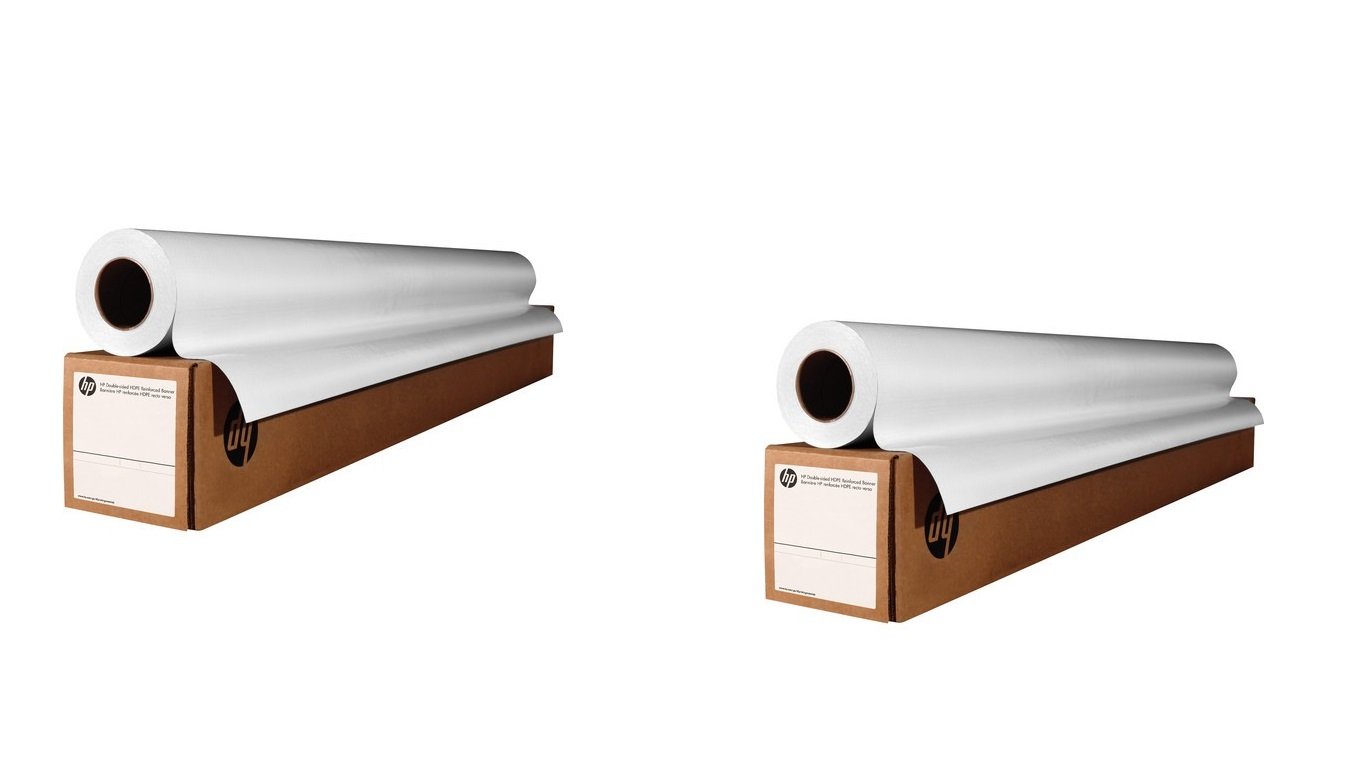 HP 36 X 500' 20-lb Bond With Colorpro Technology InkJet Paper 2-Pack V0D66A