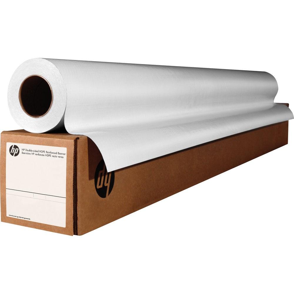 HP 36x500' Roll Bright White InkJet Paper L4Z45A