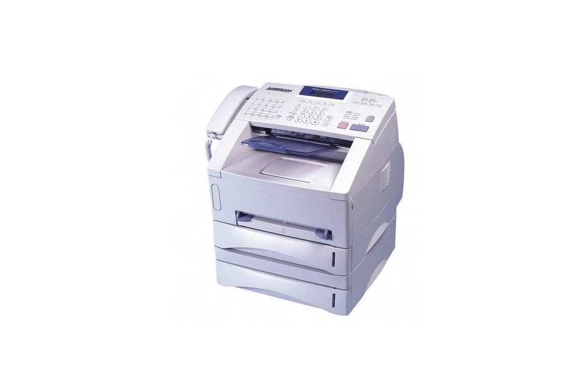 Brother Intellifax 5750e Mono Fax/Copier Dual Paper Trays Parallel Usb Ethernet PPF-5750E