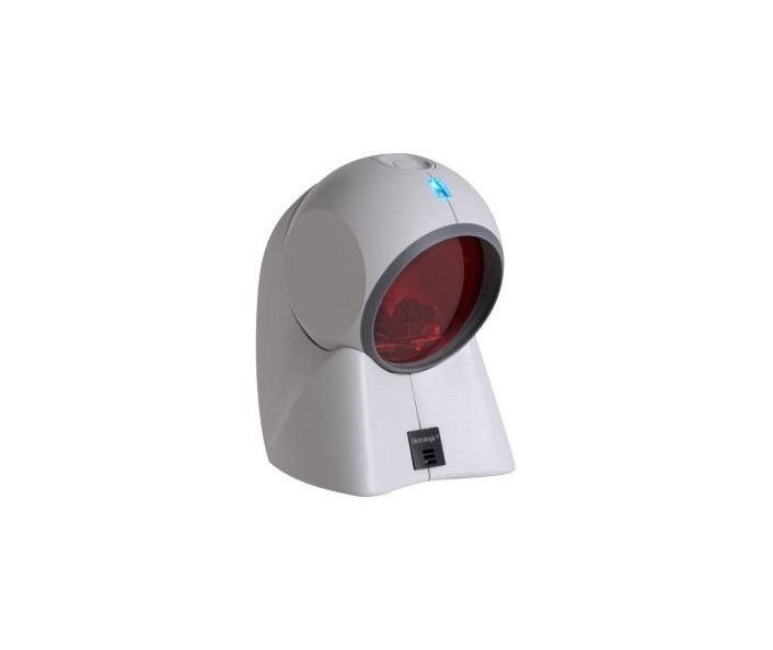 Metrologic MS 7120 Orbit BarCode PS/2 Keyboard Wedge Scanner White MK7120-71B47