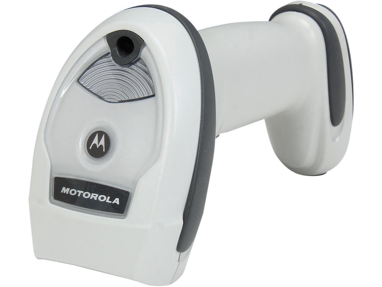 Motorola LI4278 Scanner Wireless BlueTooth White (Scanner Only) LI4278-SR20001WR
