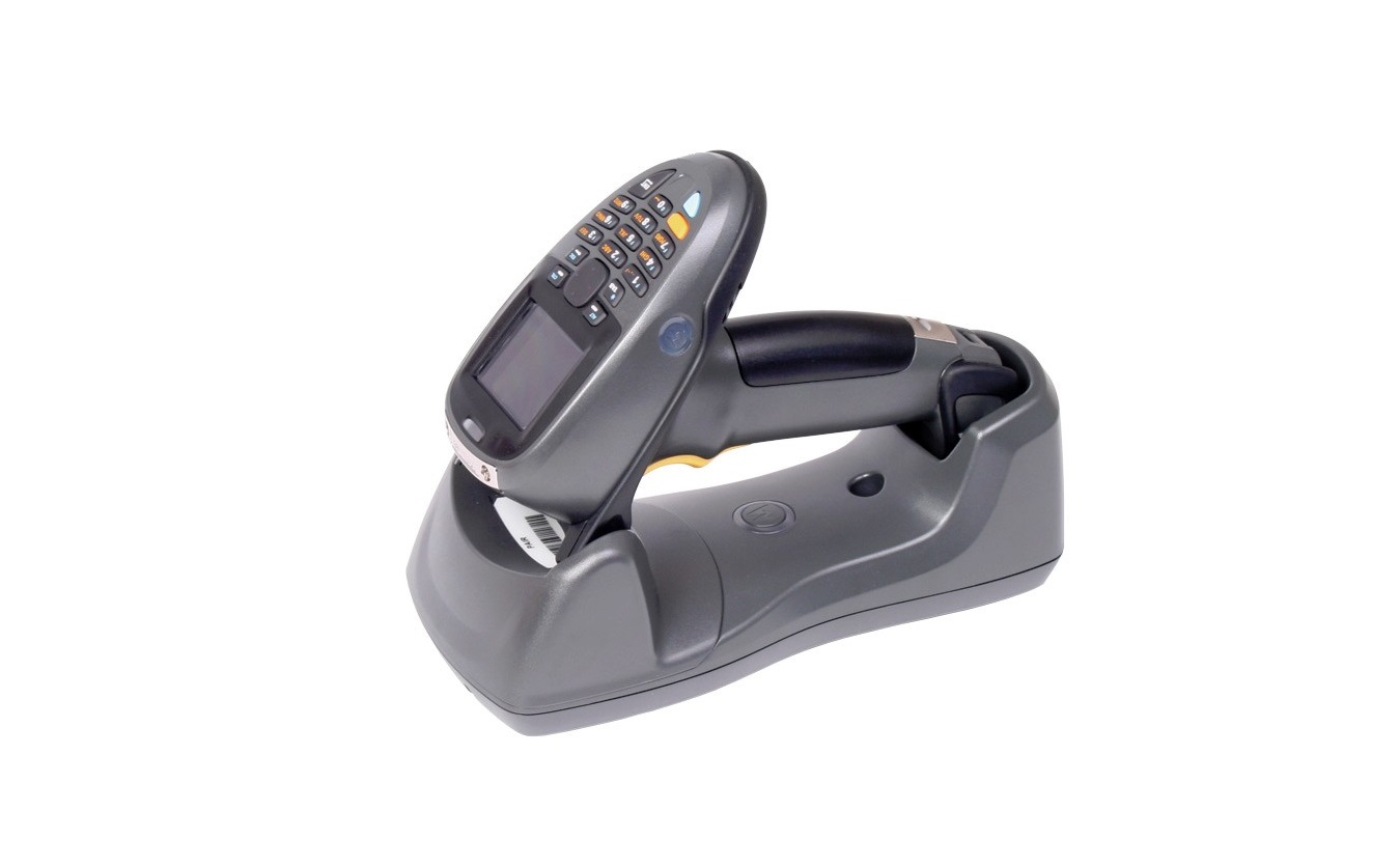 Zebra KT-2070-ML2000C14W USB Kit Bar Code Scanner Mobile Computer