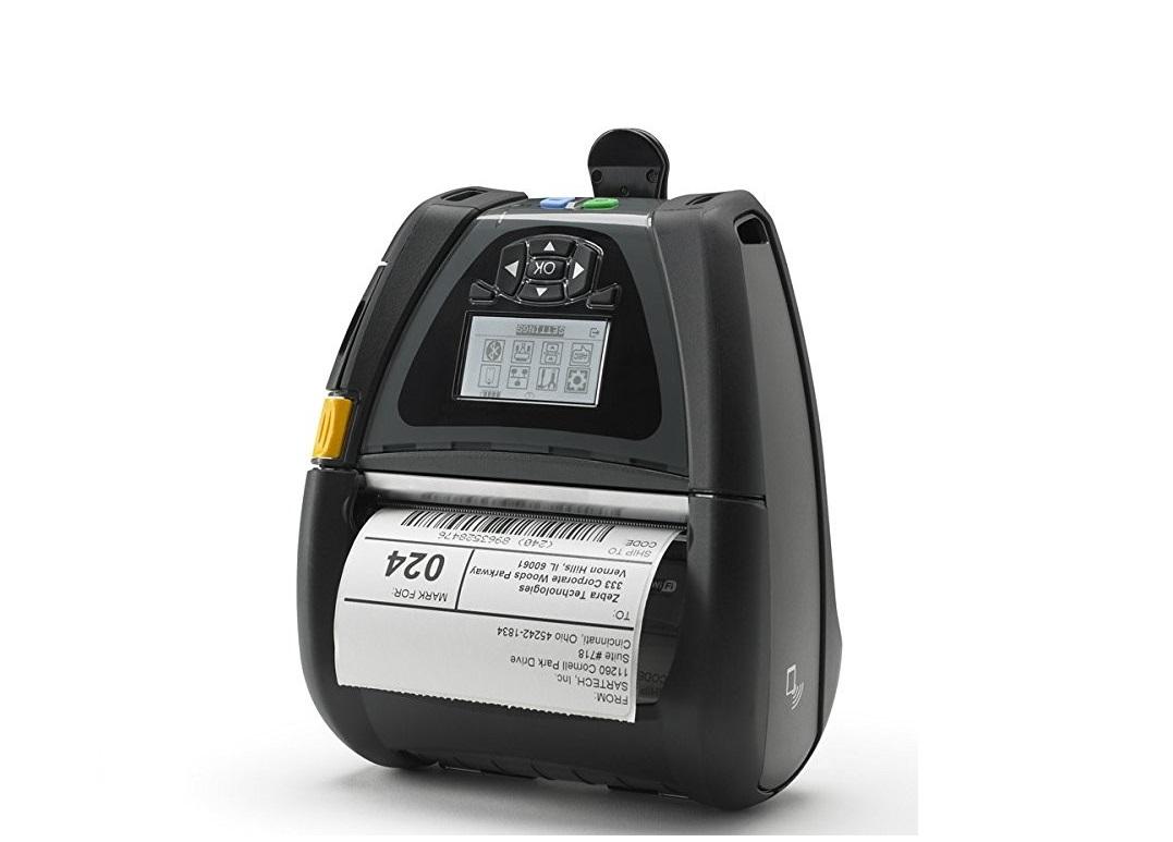 Zebra QLn420 Wireless Portable Label Printer Wi-Fi BlueTooth QN4-AUNA0M00-00