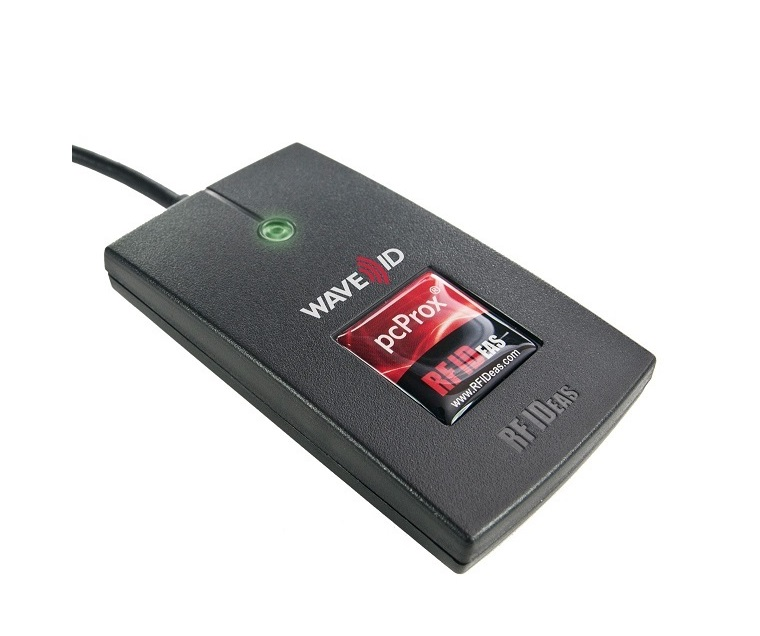 RF Ideas Air Smart Card Reader Black USB RDR-7081BK0