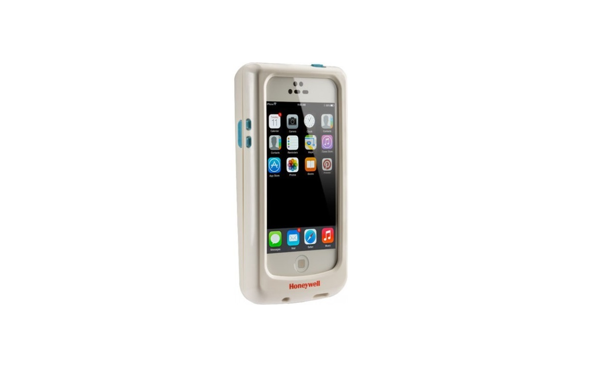 Honeywell Captuvo SL42h Sled For iPhone 6/6S/7 SL42-076302-H-K