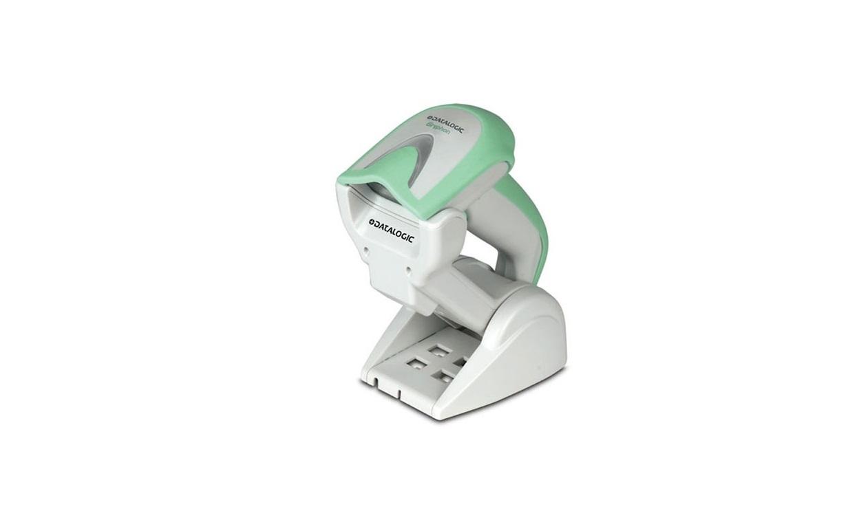 Datalogic Gryphon I GM4400 HandHeld BarCode Scanner USB Kit GM4411-HCK10-BPOC