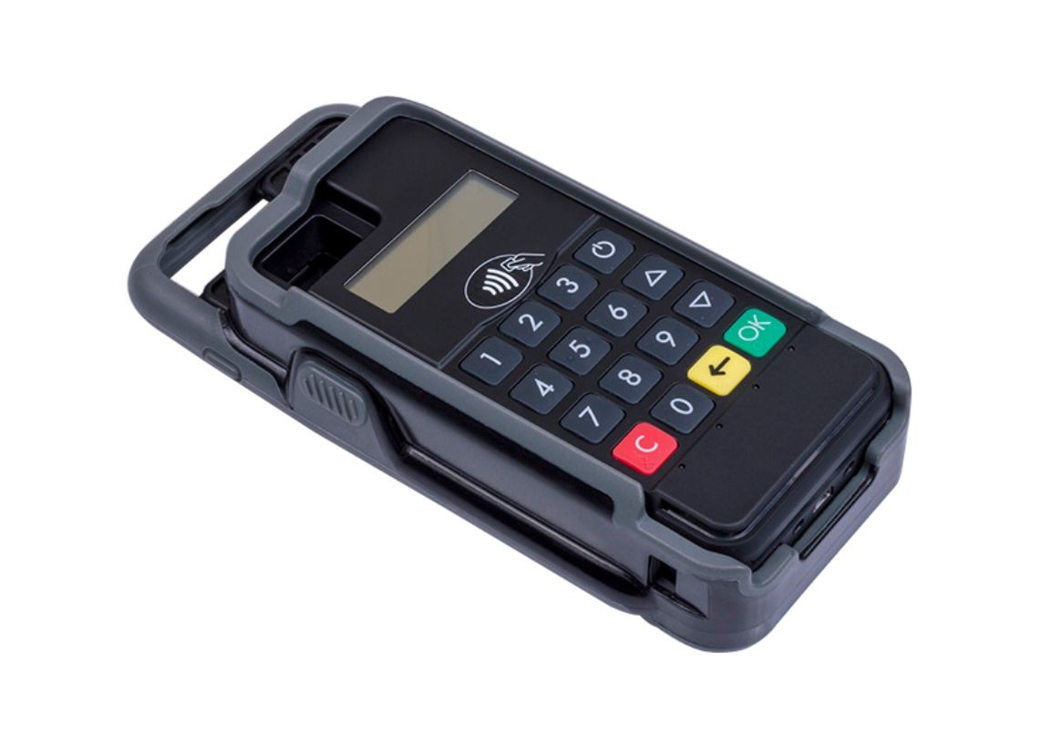 Infinite Peripherals BP500-V4-N2DF-PH7P Bluepad 500 v4 Emv 2D BarCode Scanner
