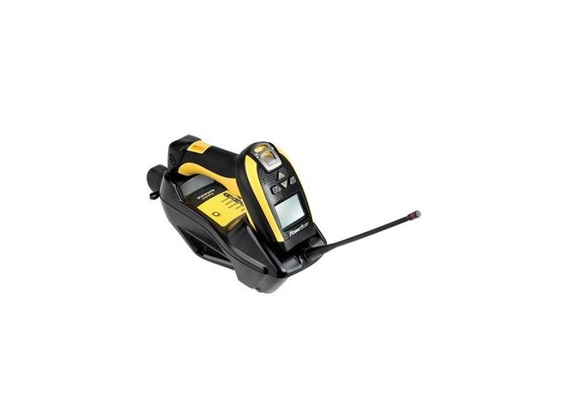 Datalogic Powerscan PM9100 BarCode Cordless Scanner USB Kit PM9100-910RBK10