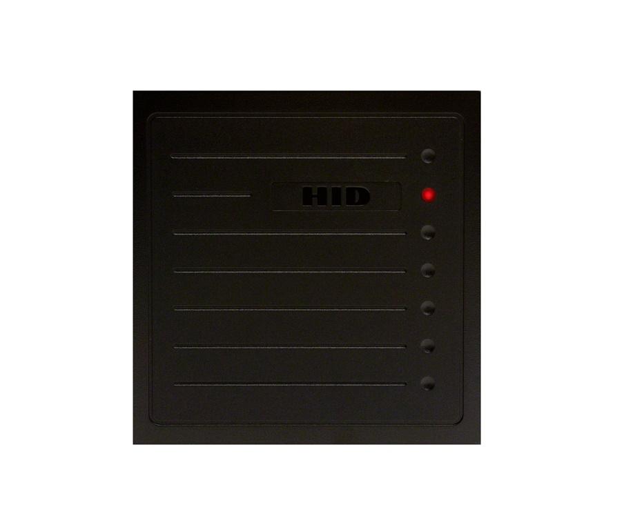 HID Proxpro II 5458 Clock-and-Data RF Proximity Reader 5458BGN00