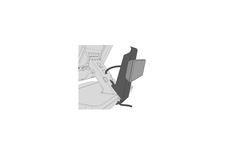 Ncr 2x20 Customer Display Powered Usb With Stand Mount Bracket 7613-K450