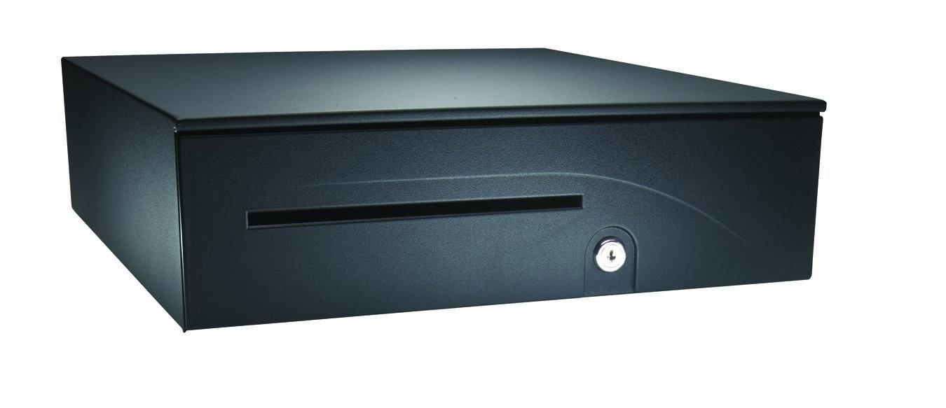 Apg Cash Drawer S100 Printer 5x Bill Coin Black T320-BL1616-P