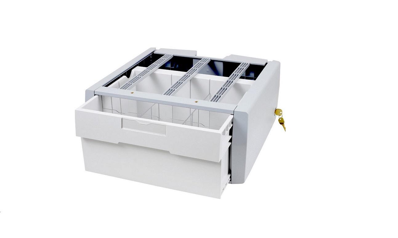 Ergotron Sv Supplemental Storage Drawer Single Tall 97-992 97-997