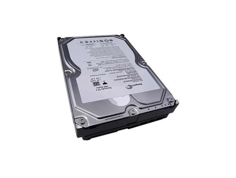 1TB Seagate Barracuda SATA ES.2 7200RPM 32MB 3.5 Internal Hard Drive ST31000340NS