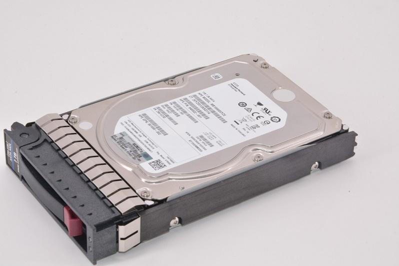 1TB SATA-300 HP Hot Plug 7200RPM 3G MDL 3.5 Internal Hard Drive 536611-B21