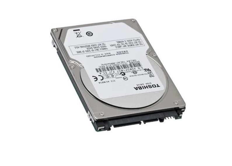 Toshiba 500GB Sata 5400RPM 8MB 2.5 Internal Hard Drive HDKCB06 MQ01ABF050