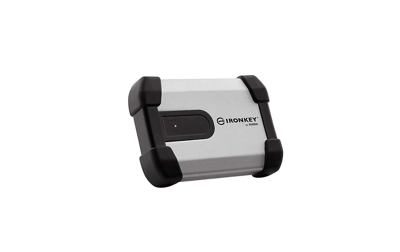 1TB IronKey Enterprise H350 Portable USB 3.0 2.5 External HDD MXKB1B001T5001FIPS-E