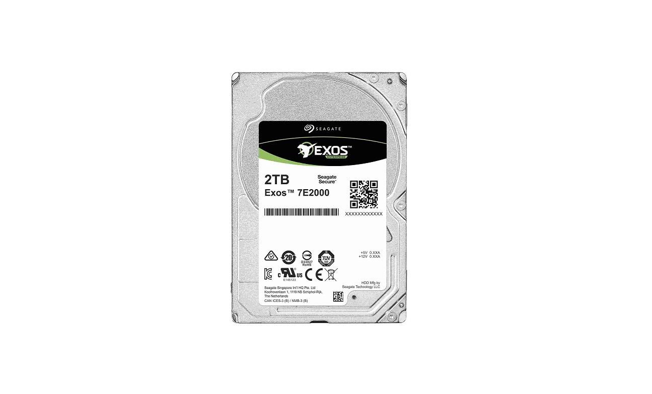 Seagate 2TB Sas 7200RPM 12GB/s 2.5 Internal Hdd ST2000NX0263