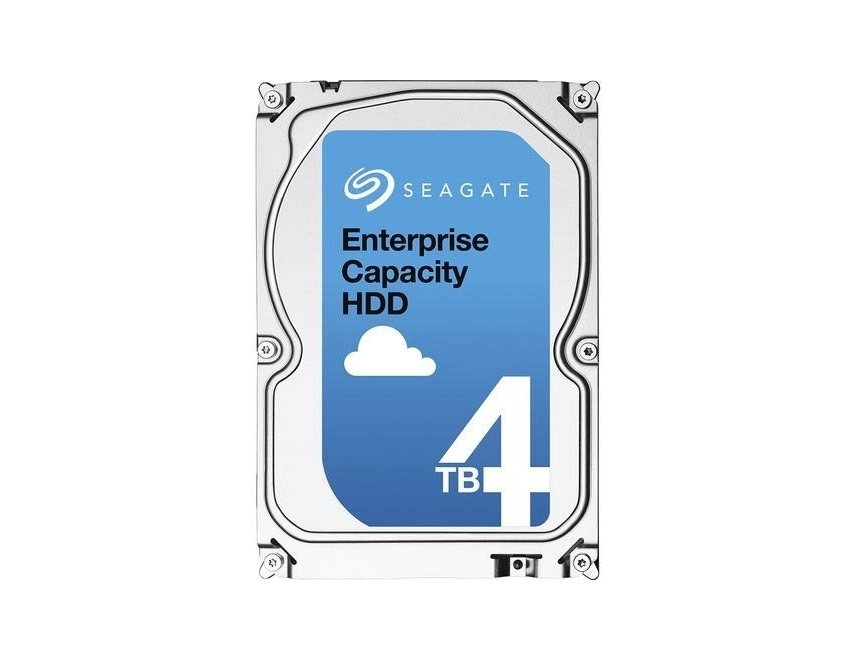 Seagate 4TB Enterprise Sas 12GB/s 7200RPM 128MB 3.5 Internal Hard Drive ST4000NM0025