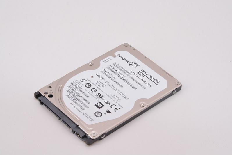 HP 9.5mm Slim Removable SATA 500G Drive T7G14AT